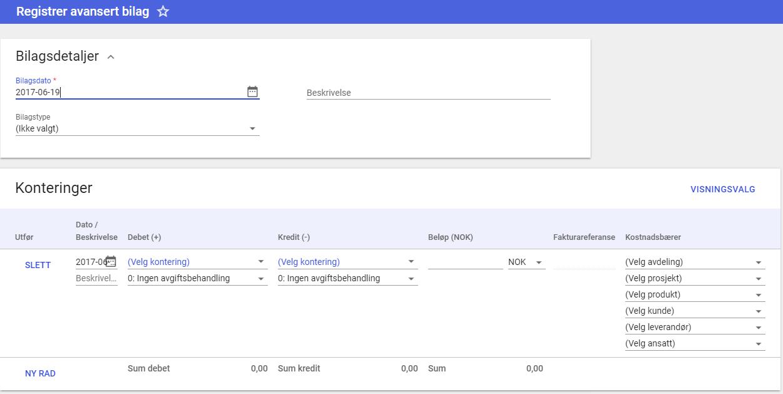 bf586ce9d Starthjelp for faktura og regnskap